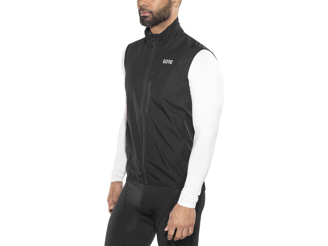 GORE WEAR C3 Light Cykelvest Herrer sort (2019) | Vests